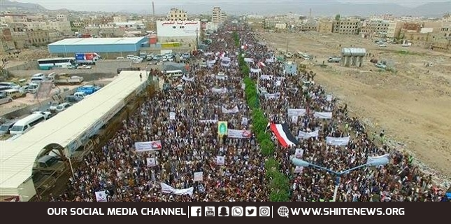 Thousands of Yemenis