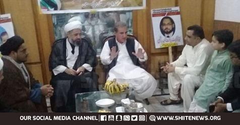 Shah Mehmood Yafis Hashmi