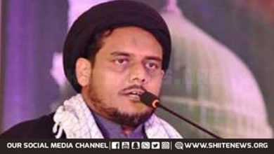 Allama Iqtidar Naqvi slams govt