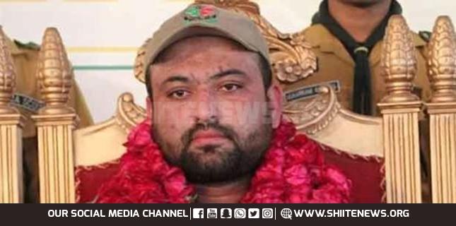 Arif Hussain Aljani elected