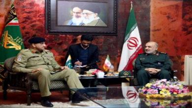 IRGC commander lauds Pakistan