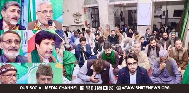 Shia Muslims celebrate Eid Milad