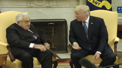 Henry Kissinger fears global military conflict