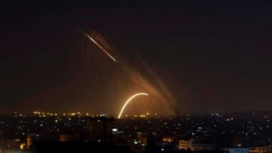 Israel launched airstrikes
