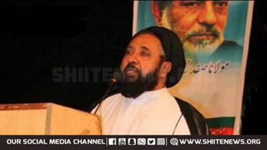 Allama Qazi Niaz Shia Muslims will hold Ramzan congregationscallousness