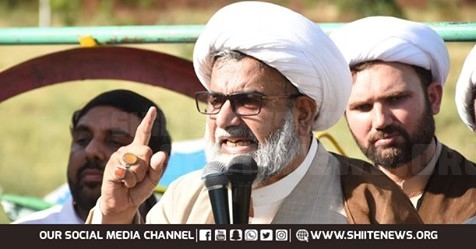 Allama Raja Nasir urges global powers