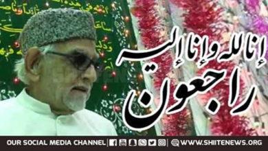 Sahir Lakhnavi passes away