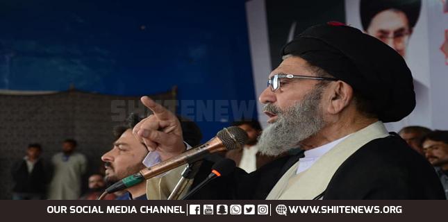 Allama Sajid Naqvi demands