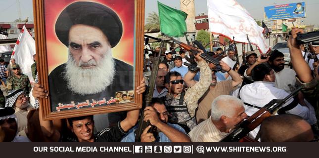Ayatollah Sistani calls for