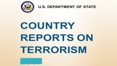 US Country Report on Terrorism