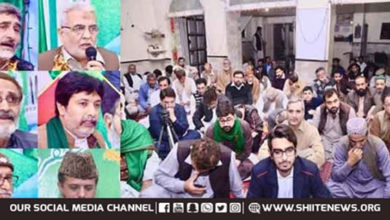 Shia Muslims celebrate Eid Milad