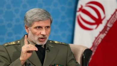 Iranian Defense Minister