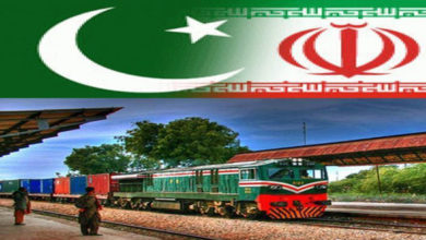 Pakistan Iran ECO Train