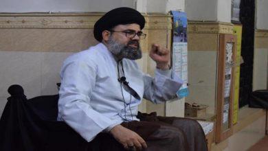 Allama Ahmed Iqbal meets