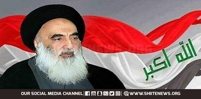 Ayatollah Sistani demands