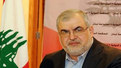 Hezbollah MP Mohammad Raad