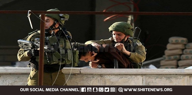 Israeli forces arrested