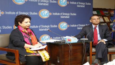 Lodhi alerts UN failure on Kashmir