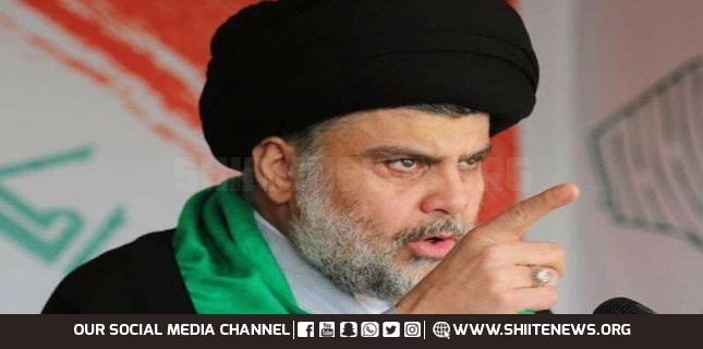 Muqtada al-Sadr-led Saeroon