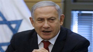 Netanyahu says