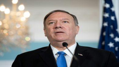Pompeo threatens Iran