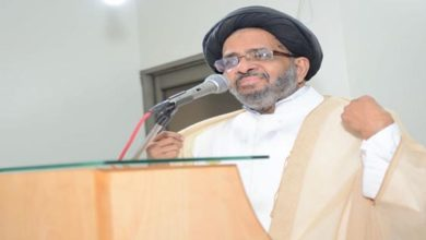 Allama Razi Jafar foresees