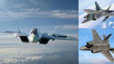 Russian fighter jets