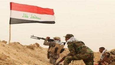Hashd Sha'abi fighters