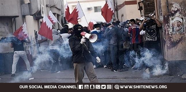 anti-regime protesters