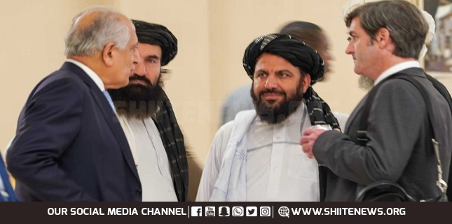 negotiations with Taliban
