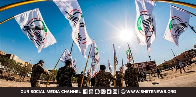 sanctions against Hashd al-Shaabi