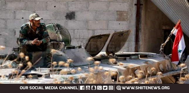Syrian forces killed