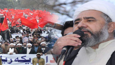 Islamabad rally tells world