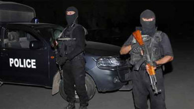 CTD arrests thee terrorists