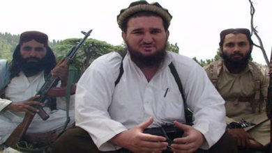 Military personnel involved in Ehsanullah Ehsan escape