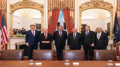 FM Qureshi tells Washington