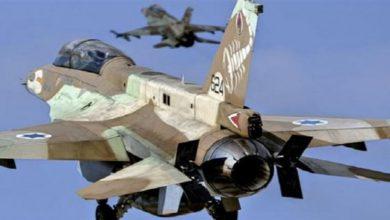 Israeli military aircraft