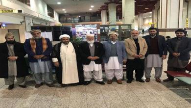 Pakistani Islamic parties leaders