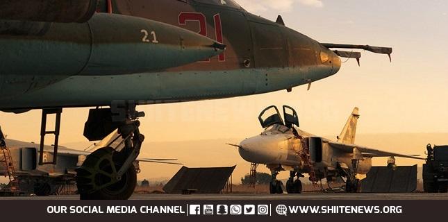 Russian air defenses
