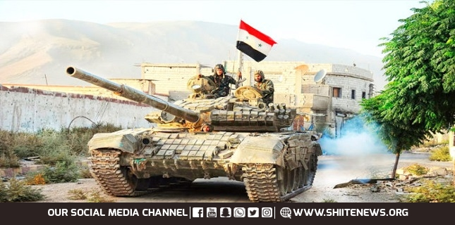 Syrian forces