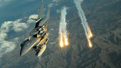 bombs on Afghanistan