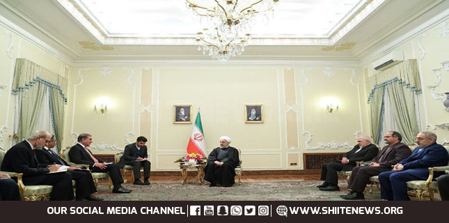 Iran welcomes Pakistan peace diplomacy
