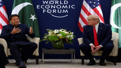 Pakistan PM warns US