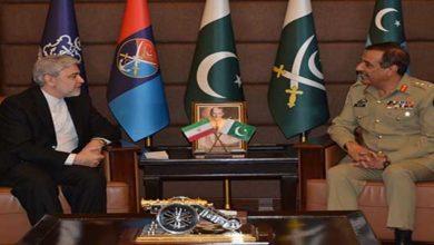 CJCSC General Nadeem Raza appreciates