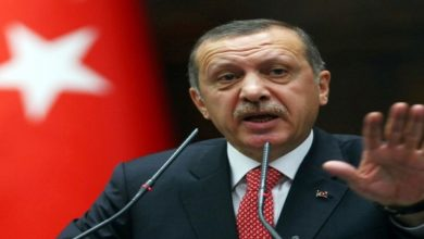 Erdogan Warns