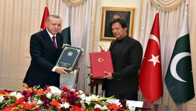 Pakistan Turkey relations remain low