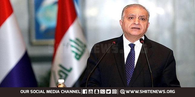 Iraqi FM
