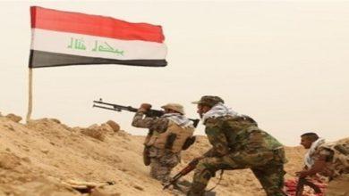 Iraqi fighters