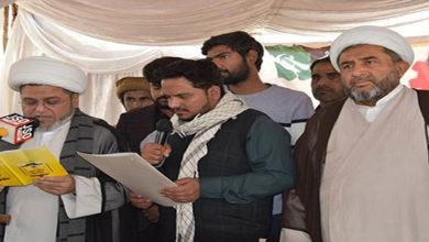 Zeeshan Haider Shamsi reelected