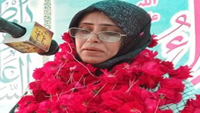 Ms Nusrat Zehra reelected